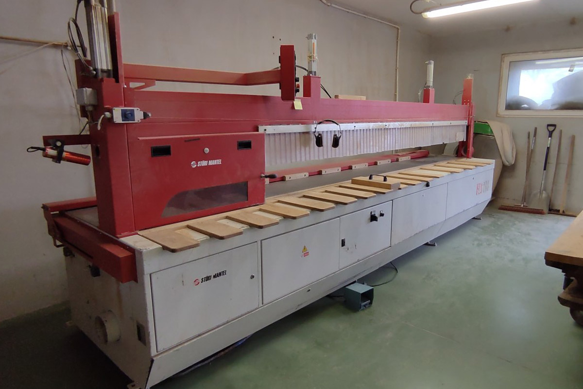 Ikona: Używane maszyny do drewna
