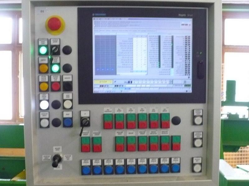 Automatyczny system obrzynania AOP