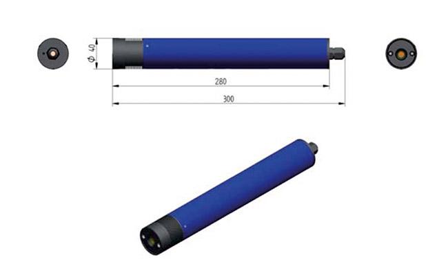 Wskaźniki laserowe dla przemysłu drzewnego typu ZPT