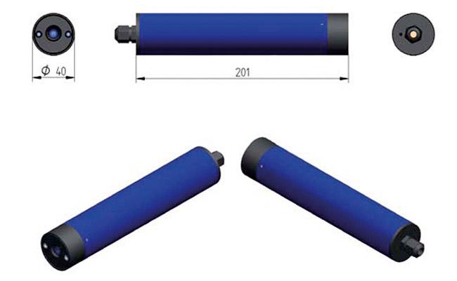 Wskaźniki laserowe dla przemysłu drzewnego typu ZR