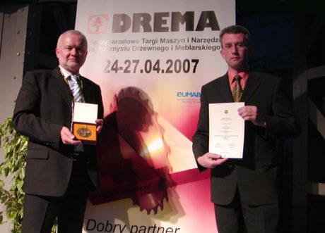 Penny Dobroszyce medal DREMA 2007
